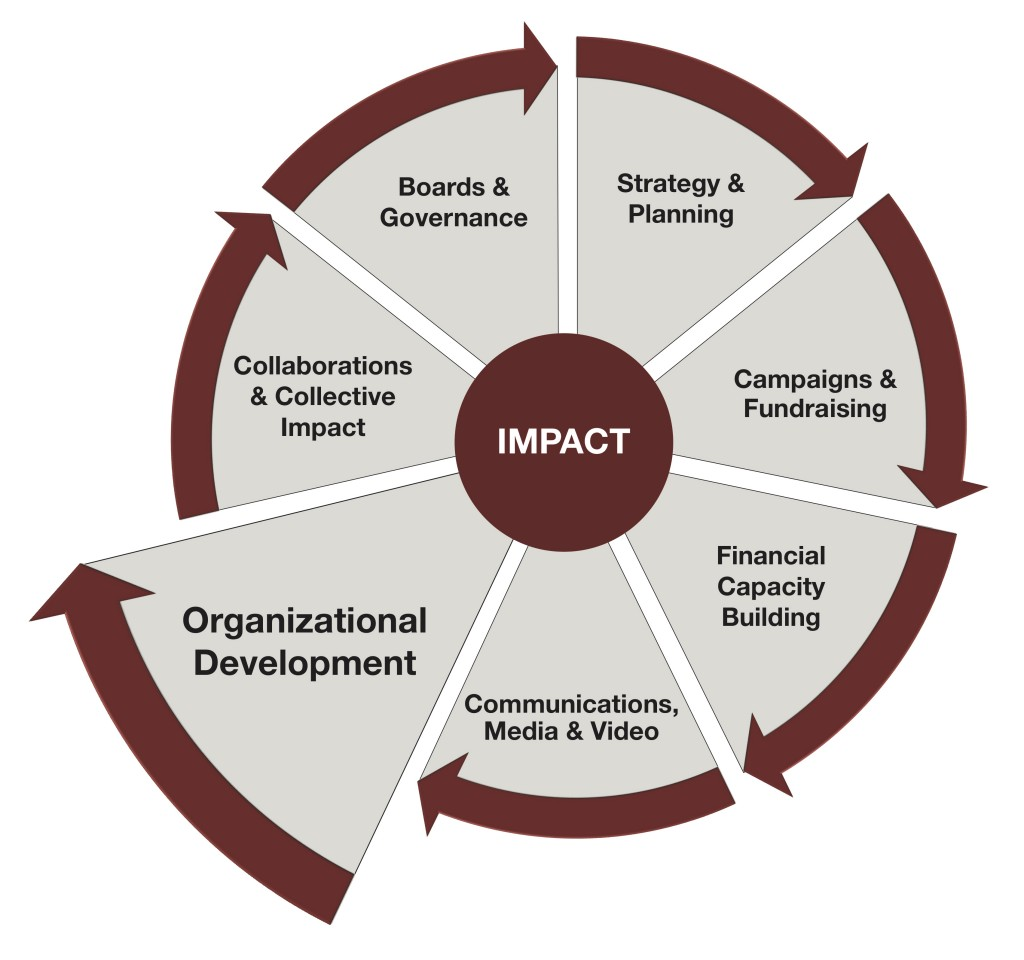 Impact Wheel 2019 - Organizational Development