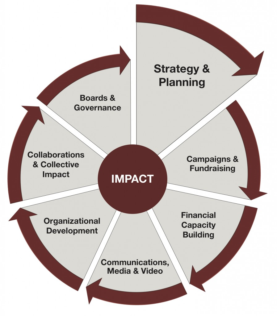 Impact Wheel 2019 - Strategy and Planning