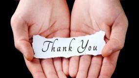 Thank You Thumb